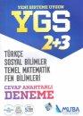 YGS 2+3 Deneme Seti Muba Yayınları