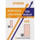 LYS Fen Bilimleri Açık Uçlu Soru Kitabı Sadık Uygun Yayınları