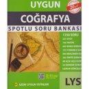 LYS Coğrafya Spotlu Soru Bankası Sadık Uygun Yayınları