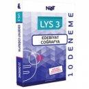 Binot Yayınevi LYS 3 Edebiyat Coğrafya 10 Deneme