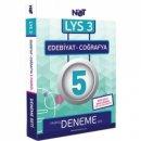 Binot Yayınevi LYS 3 Edebiyat Coğrafya 5 Fasikül Deneme