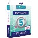Binot Yayınevi LYS 1 Matematik 5 Fasikül Deneme