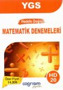 YGS Hedefe Doğru Matematik 20 Denemeleri Çağrışım Yayınları