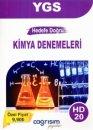 YGS Hedef Doğru Kimya 20 Denemeleri Çağrışım Yayınları