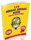 LYS Psikoloji Sosyoloji Mantık Konu Anlatımlı Zafer Yayınları