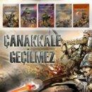 Çanakkale Serisi 5 Kitap Takım Ünlü Yayınları