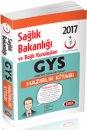 2017 GYS Sağlık Bakanlığı ve Bağlı Kuruluşları Hazırlık Kitabı Data Yayınları