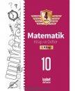 10. Sınıf 4 Dörtlük Matematik Kitap ve Defter 1. Kitap İsabet Yayınları