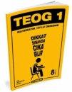 8. Sınıf TEOG 1 Matematik 10 lu Deneme Hız Yayınları