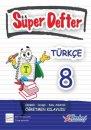 8. Sınıf Türkçe Süper Defter Berkay Yayıncılık