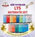 YGS Matematik Seti Gür Yayınları