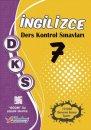7. Sınıf DKS İngilizce Ders Kontrol Sınavları 10 lu Deneme Berkay Yayıncılık