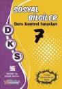 7. Sınıf DKS Sosyal Bilgiler Ders Kontrol Sınavları 10 lu Deneme Berkay Yayıncılık