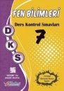 7. Sınıf DKS Fen Bilimleri Ders Kontrol Sınavları 10 lu Deneme Berkay Yayıncılık