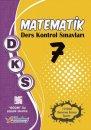 7. Sınıf DKS Matematik Ders Kontrol Sınavları 10 lu Deneme Berkay Yayıncılık