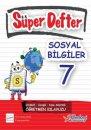 7. Sınıf Sosyal Bilgiler Süper Defter Berkay Yayıncılık