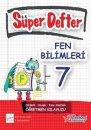 7. Sınıf Fen Bilimleri Süper Defter Berkay Yayıncılık