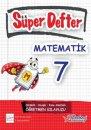 7. Sınıf Matematik Süper Defter Berkay Yayıncılık