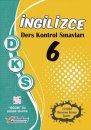 6. Sınıf DKS İnglizce Ders Kontrol Sınavları 10 lu Deneme Berkay Yayıncılık