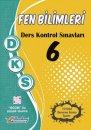 6. Sınıf DKS Fen Bilimleri Ders Kontrol Sınavları 10 lu Deneme Berkay Yayıncılık