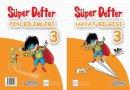 3. Sınıf Fen Bilimleri Hayat Bilgisi Süper Defter Berkay Yayıncılık