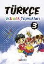 3. Sınıf Türkçe Etkinlik Yaprakları Berkay Yayıncılık