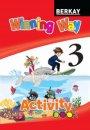 3. Sınıf Winning Way Activity Book Berkay Yayıncılık