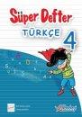 4. Sınıf Türkçe Süper Defter Berkay Yayıncılık