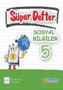 5. Sınıf Sosyal Bilgiler Süper Defter Berkay Yayıncılık