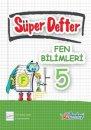 5. Sınıf Fen Bilimleri Süper Defter Berkay Yayıncılık