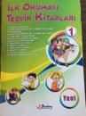 1. Sınıf İlk Okumayı Teşvik Kitapları Berkay Yayıncılık