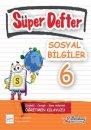 6. Sınıf Sosyal Bilgiler Süper Defter Berkay Yayıncılık