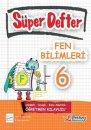 6. Sınıf Fen Bilimleri Süper Defter Berkay Yayıncılık