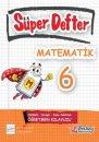 6. Sınıf Matematik Süper Defter Berkay Yayıncılık