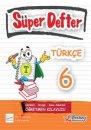 6. Sınıf Türkçe Süper Defter Berkay Yayıncılık