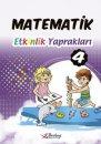 4. Sınıf Matematik Etkinlik Yaprakları Berkay Yayıncılık