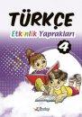 4. Sınıf Türkçe Etkinlik Yaprakları Berkay Yayıncılık