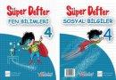 4. Sınıf Fen Bilimleri Sosyal Bilgiler Süper Defter Berkay Yayıncılık