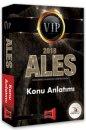 2018 ALES VIP Konu Anlatımlı Kitap Yargı Yayınları