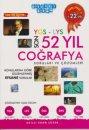 YGS LYS Son 52 Yıl Coğrafya Soruları ve Çözümleri Akıllı Adam Yayınları