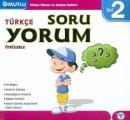Mutlu Yayınları 2. Sınıf Türkçe Soru Yorum Öykülerle Türkçe Okuma ve Anlama Defteri
