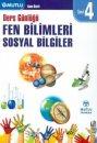 Mutlu Yayınları 4. Sınıf Fen Bilimleri Sosyal Bilgiler Ders Günlüğü