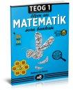 Arı Yayınları TEOG 1 Ölçen Arı Matematik  Soru Bankası