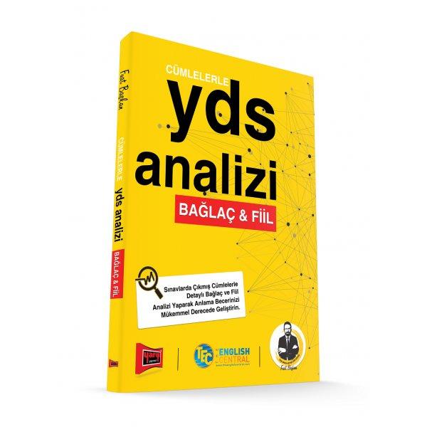 Cümlelerle YDS Analizi Bağlaç & Fiil Yargı Yayınları
