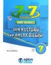7. Sınıf Din Kültürü ve Ahlak Bilgisi 7 De 7 Fasikül Soru Bankası Eğitim Vadisi Yayınları