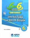 6. Sınıf Din Kültürü ve Ahlak Bilgisi 6 Da 6 Fasikül Soru Bankası Eğitim Vadisi Yayınları
