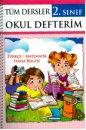 2. Sınıf Tüm Dersler Okul Defterim Türkçe Matematik Hayat Bilgisi Ata Yayınları