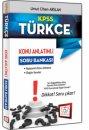 2018 KPSS Türkçe Konu Anlatımlı Soru Bankası 657 Yayınları