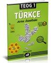 Arı Yayınları TEOG 1 Ölçen Arı Türkçe Soru Bankası