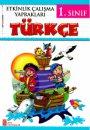 1. Sınıf Etkinlik Çalışma Yaprakları Türkçe Ata Yayıncılık